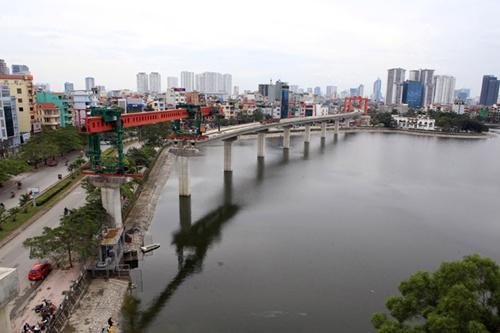 Transport official urges haste on Ha Dong - Cat Linh line, social news, vietnamnet bridge, english news, Vietnam news, news Vietnam, vietnamnet news, Vietnam net news, Vietnam latest news, vn news, Vietnam breaking news