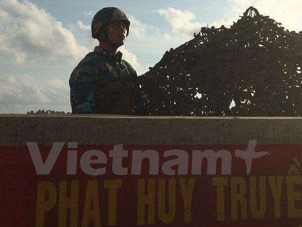 Truong Sa archipelago, peaceful daily life, Vietnam economy, Vietnamnet bridge, English news about Vietnam, Vietnam news, news about Vietnam, English news, Vietnamnet news, latest news on Vietnam, Vietnam
