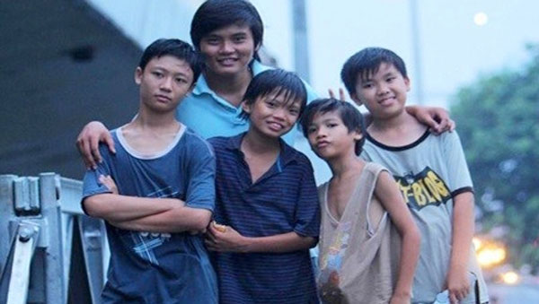 Vietnamese youngsters making short films: Diversity and difference