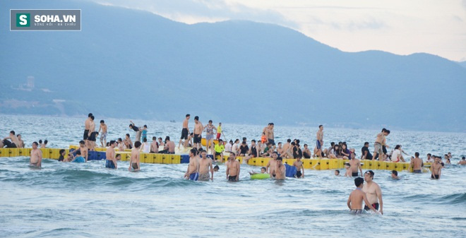 Da Nang seawater not contaminated, tourists can swim, travel news, Vietnam guide, Vietnam airlines, Vietnam tour, tour Vietnam, Hanoi, ho chi minh city, Saigon, travelling to Vietnam, Vietnam travelling, Vietnam travel, vn news