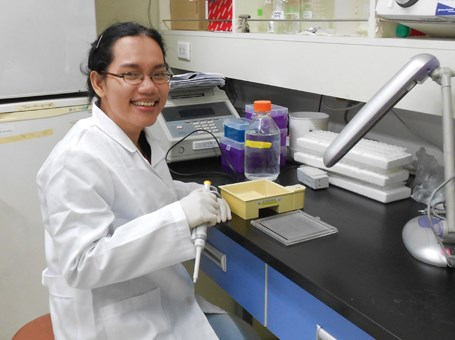 Two Vietnamese female scientists named among 100 scientists of Asia, tran ha lien phuong, dinh thi oanh, vn scientists, IT news, sci-tech news, vietnamnet bridge, english news, Vietnam news, news Vietnam, vietnamnet news, Vietnam net news, Vietnam latest