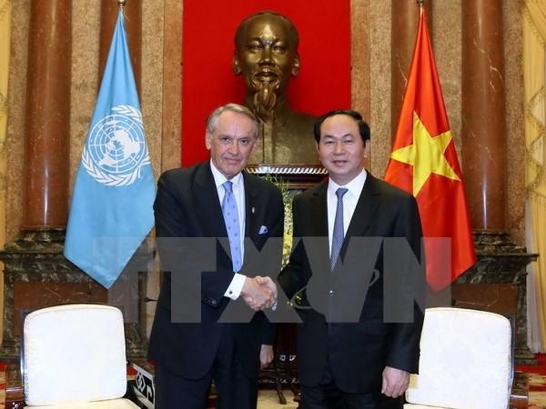 Vietnam thanks UN's help in response to drought: Deputy PM, Government news, politic news, vietnamnet bridge, english news, Vietnam news, news Vietnam, vietnamnet news, Vietnam net news, Vietnam latest news, vn news, Vietnam breaking news