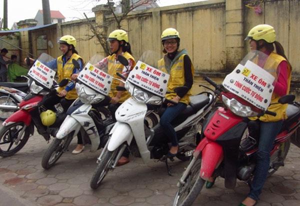 Women drivers, xe om women drivers, Vietnam economy, Vietnamnet bridge, English news about Vietnam, Vietnam news, news about Vietnam, English news, Vietnamnet news, latest news on Vietnam, Vietnam