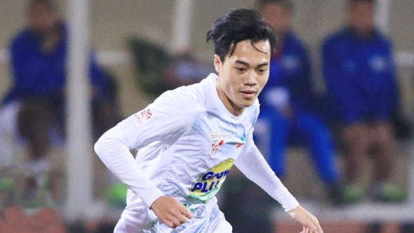 Hoang Anh Gia Lai player warned over bad behaviour in V. League