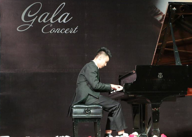 Vietnam pianist to enter Asia-Pacific round of int'l contest