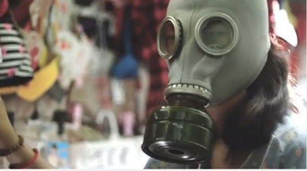 Short film raises public awareness of environmental pollution