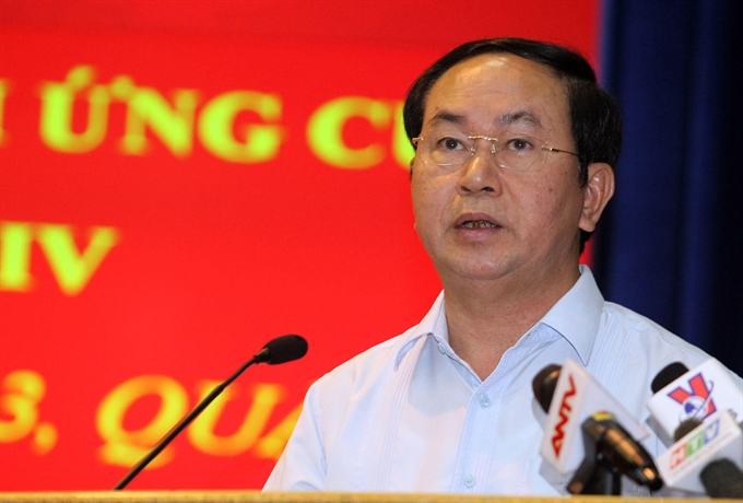 VN President Vows To Be Tough On Corruption