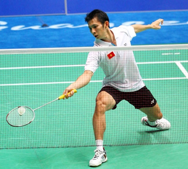 VN's top badminton player to make history with third ... Badminton Players