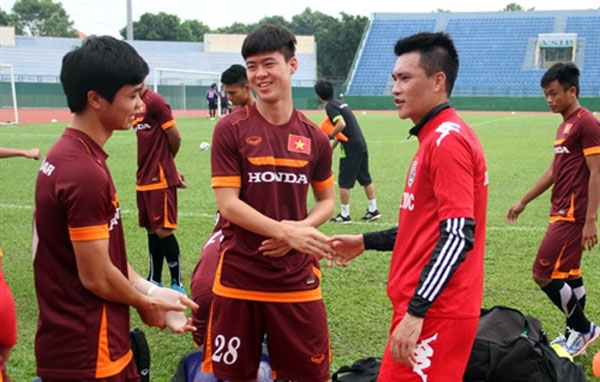 24 players chosen for VN national football squad