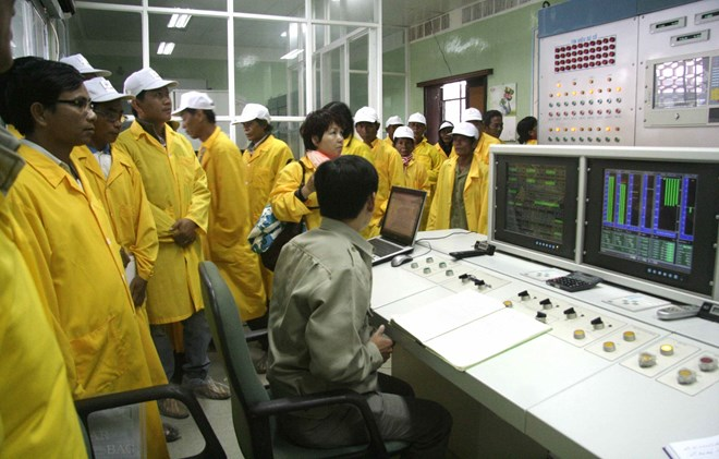 Workshop promotes nuclear power, IT news, sci-tech news, vietnamnet bridge, english news, Vietnam news, news Vietnam, vietnamnet news, Vietnam net news, Vietnam latest news, Vietnam breaking news, vn news
