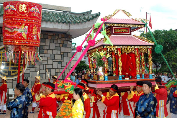 An Giang Province to hold national cultural heritage event Ba Chua Xu Festival