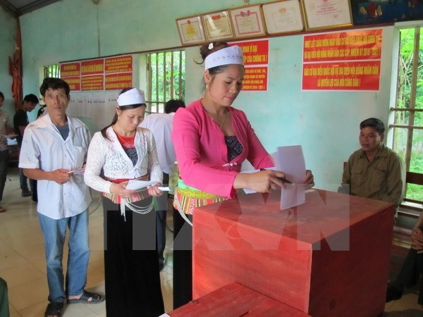 More than 65.5 million voters go to polls, Government news, politic news, vietnamnet bridge, english news, Vietnam news, news Vietnam, vietnamnet news, Vietnam net news, Vietnam latest news, vn news, Vietnam breaking news