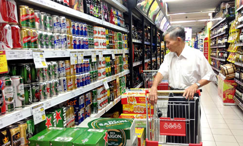 Sugar industry faces difficulties, G-bonds in circulation grow strongly, Local food industry has potential, Deposit interest rates under pressure to increase, Exports of mobile phones, spare parts on the rise