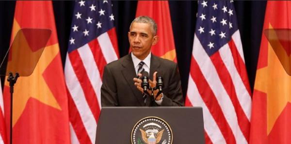 President Obama's speech on Vietnam-US relations in Hanoi, Government news, politic news, vietnamnet bridge, english news, Vietnam news, news Vietnam, vietnamnet news, Vietnam net news, Vietnam latest news, vn news, Vietnam breaking news