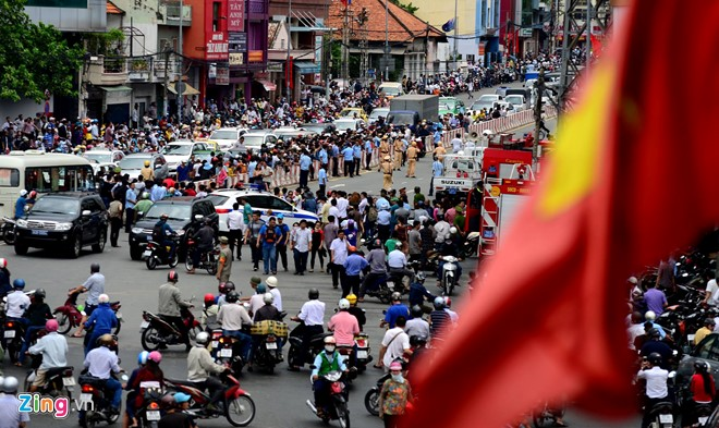 HCM City prepares to welcome US President, social news, vietnamnet bridge, english news, Vietnam news, news Vietnam, vietnamnet news, Vietnam net news, Vietnam latest news, vn news, Vietnam breaking news