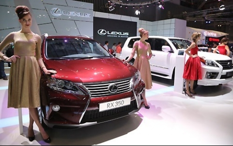 Luxury cars subject to environment protection charge