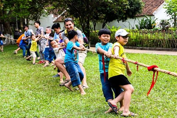 Museum of Ethnology, host, children's games, SE Asia, Vietnam economy, Vietnamnet bridge, English news about Vietnam, Vietnam news, news about Vietnam, English news, Vietnamnet news, latest news on Vietnam, Vietnam