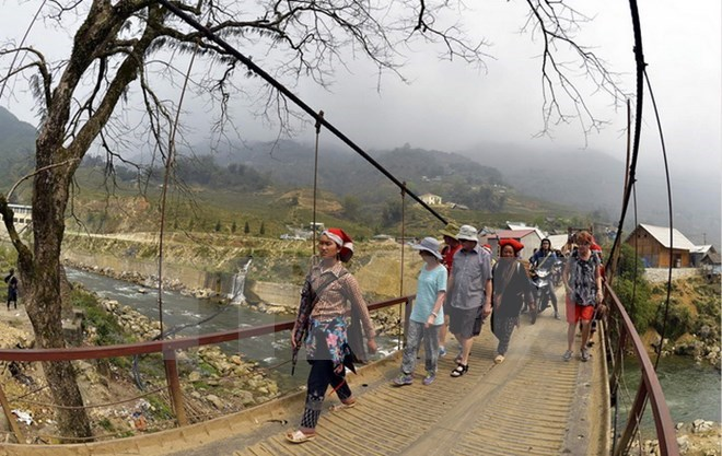 Mặc định Việt Nam đã đòn 4 triệu du khách nước ngoài