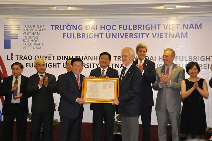 John Kerry and the journey of Fulbright University Vietnam, social news, vietnamnet bridge, english news, Vietnam news, news Vietnam, vietnamnet news, Vietnam net news, Vietnam latest news, vn news, Vietnam breaking news