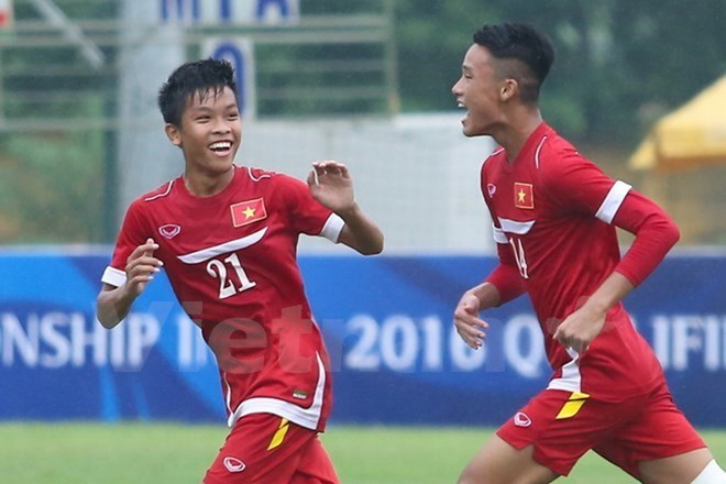 """Vietnam drawn into """" Group of Death"""" for Asian U16 tournament"""