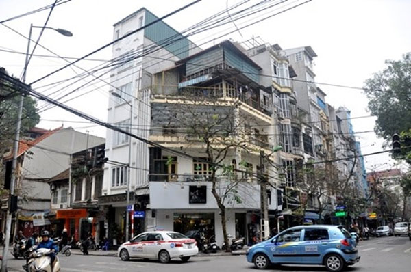 Hanoi Old Quarter threatened by high-rise construction