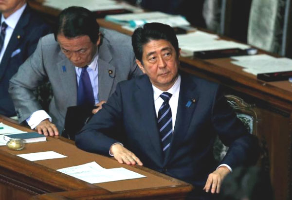 Japan PM delaying sales tax rise, fiscal reform on back burner