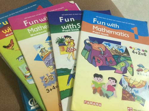 Changes in English books confuse primary school students, teachers