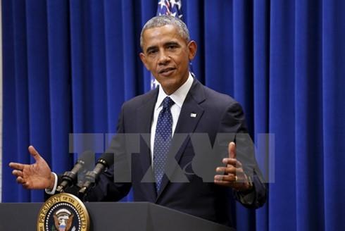Obama urges US Congress to pass UNCLOS, Government news, politic news, vietnamnet bridge, english news, Vietnam news, news Vietnam, vietnamnet news, Vietnam net news, Vietnam latest news, vn news, Vietnam breaking news