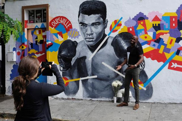 Muhammad Ali, 'the greatest', remembered as boxer who transcended sports