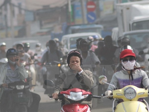 Vietnam approves air quality control by 2020 plan