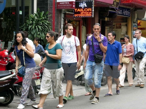 20.1% surge reported in West European tourist arrivals