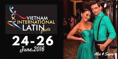 International Latin Fiesta back in HCM City