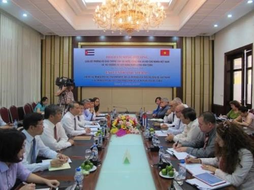 Vietnam, Cuba ministries enhance transport cooperation, Government news, politic news, vietnamnet bridge, english news, Vietnam news, news Vietnam, vietnamnet news, Vietnam net news, Vietnam latest news, vn news, Vietnam breaking news