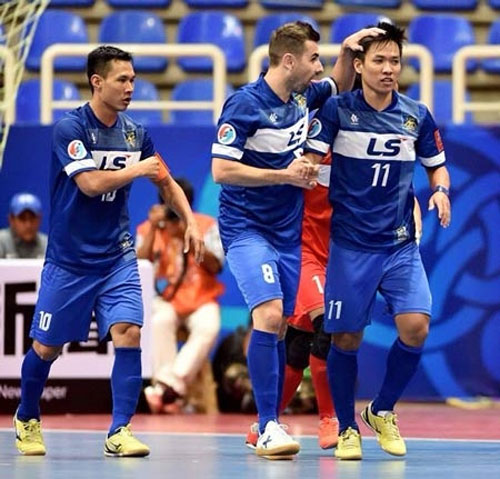 Futsal teams to compete at HCM City Open