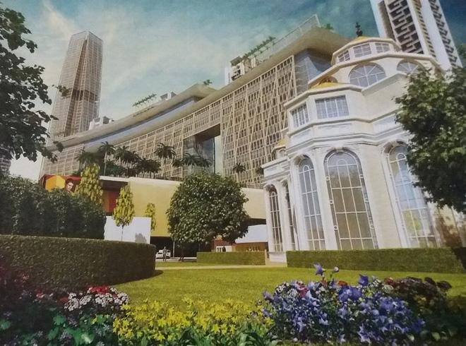 Giant projects to kick off in Thu Thiem