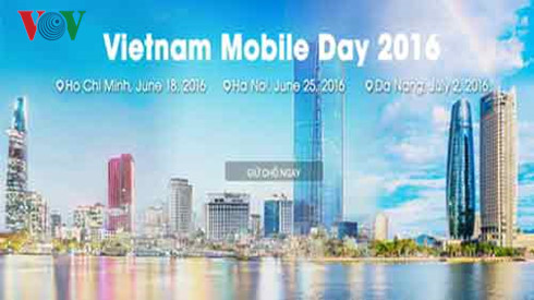 Mobile Commerce Day kicks off June 18 in HCM City - News VietNamNet