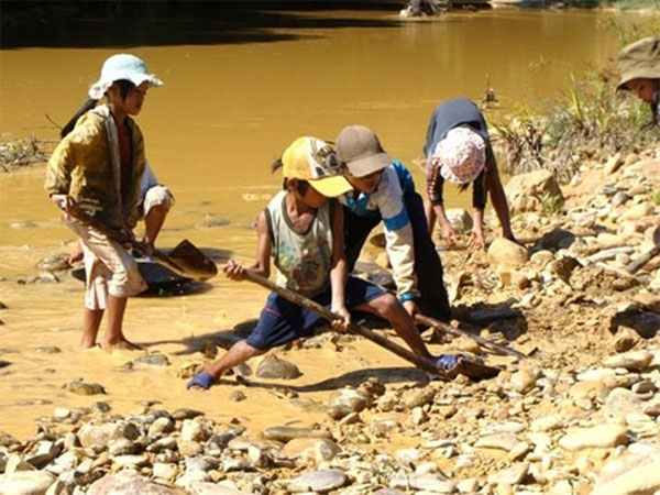 Stopping child labour is Vietnam's priority