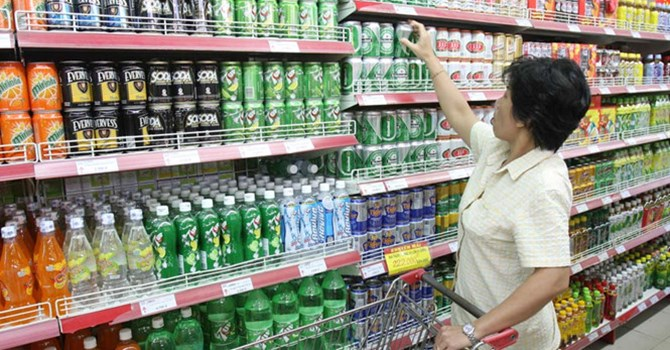 Beverage manufacturers fall into foreigners' hands - News VietNamNet