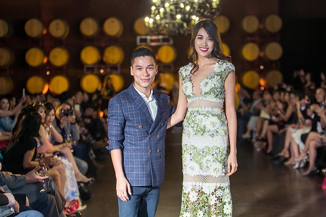 Adrian Anh Tuan's ocean-inspired collection released in the US