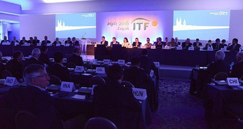 HCM City to host 2017 Int'l Tennis Federation Conference