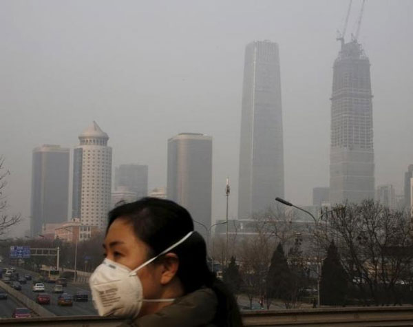 Air pollution to kill millions more without change of energy policy: IEA