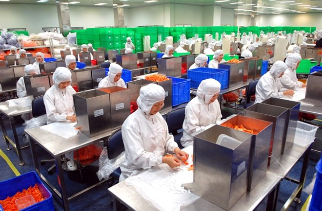 Vietnam attracts over $11 billion FDI in first half of 2016