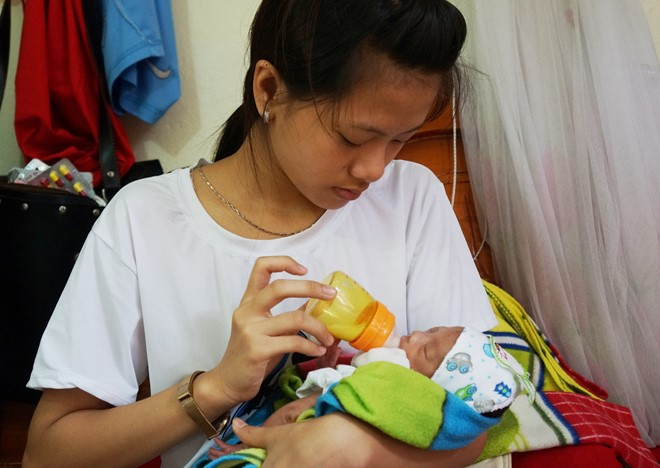 Thanh Hoa: Newborn baby almost buried alive, social news, vietnamnet bridge, english news, Vietnam news, news Vietnam, vietnamnet news, Vietnam net news, Vietnam latest news, vn news, Vietnam breaking news