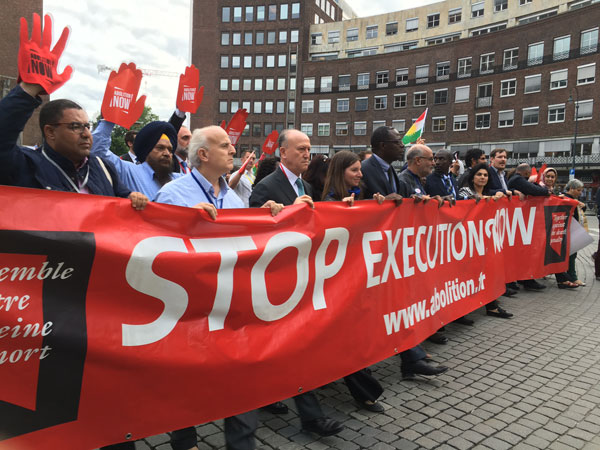 Terrorism does not justify resuming the death penalty: world congress