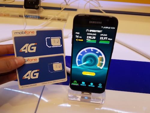 MobiFone pilots 4G, MobiTV services - News VietNamNet