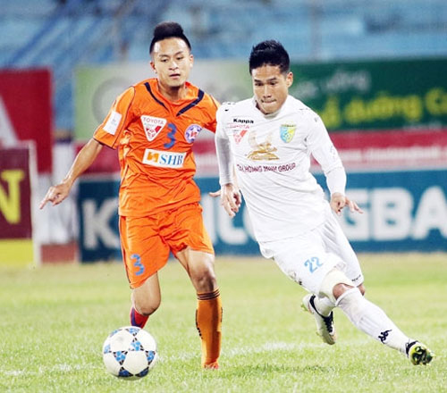 SHB Da Nang climb to V.League second place
