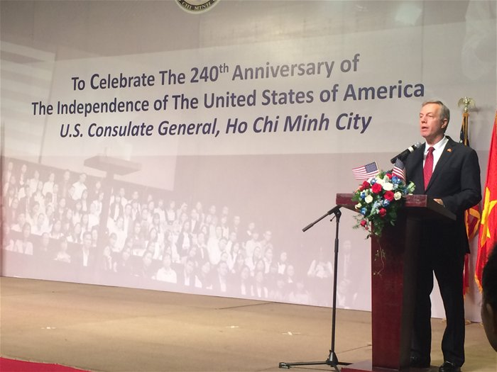 New U.S. consul general in HCM City named