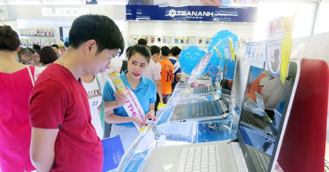 vietnamnet bridge, english news, Vietnam news, news Vietnam, vietnamnet news, Vietnam net news, Vietnam latest news, vn news, Vietnam breaking news, distribution chain, technology products, FPT Shop
