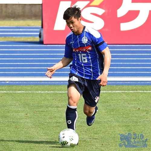 Cong Phuong to play Mito Hollyhock-Kanazawa game