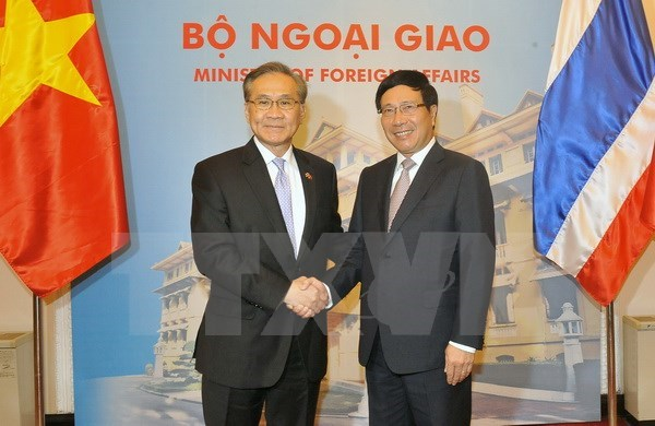 Vietnam, Thailand cement economic links for trade goal of $20 bln, Government news, politic news, vietnamnet bridge, english news, Vietnam news, news Vietnam, vietnamnet news, Vietnam net news, Vietnam latest news, vn news, Vietnam breaking news